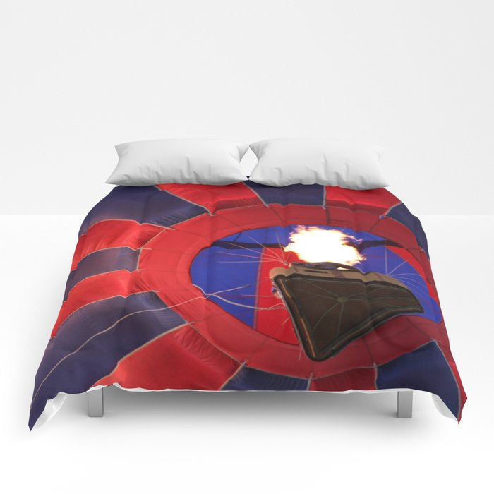Up, Up, and Away! Comforters