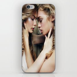 Roxy & Claire iPhone Skin