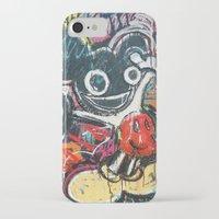 deadmau5 iPhone & iPod Cases featuring Mickey Mau5 by Matt Pecson