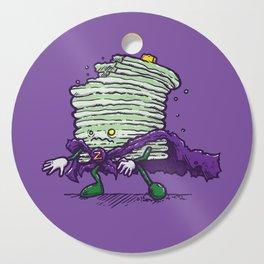 Captain Zombiecake Cutting Board