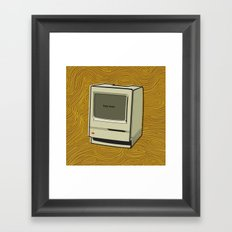 maco2 Framed Art Print