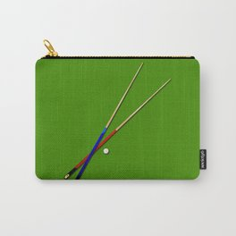 Snooker Cues Carry-All Pouch