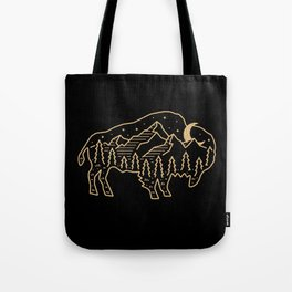 Nature of the Beast (2) Tote Bag