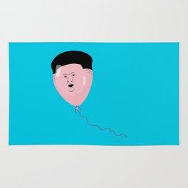 Kim Jong-Ball-Un Rug