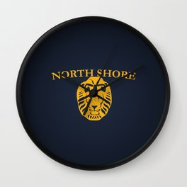 North Shore - Mean Girls movie Wall Clock