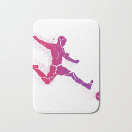 Football Bundesliga Sport Fan Game Gift Bath Mat