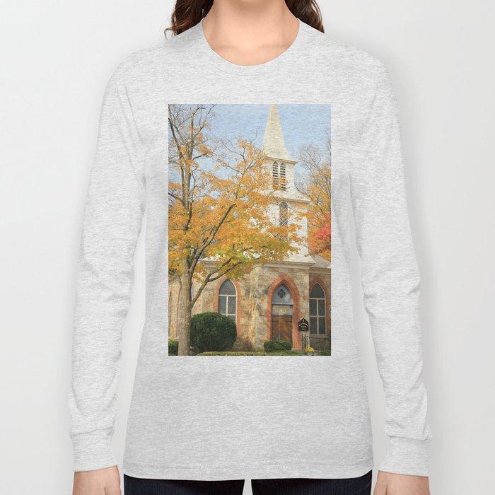 East Coast Long Sleeve T-shirt
