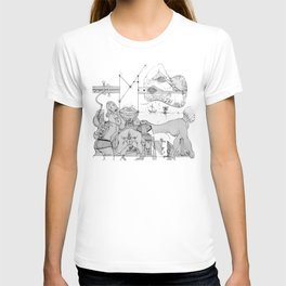 Elbow T-shirt