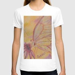 Little mirror butterfly | Petit Miroir papillon T-shirt
