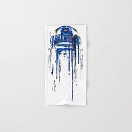 A blue hope 2 Hand & Bath Towel