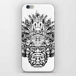 Mayan Totem iPhone Skin