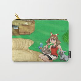 May at Brineys Carry-All Pouch