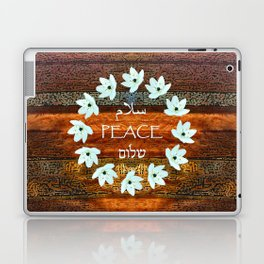 Circle of Stars Laptop & iPad Skin