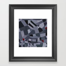 London Roads 45 Framed Art Print