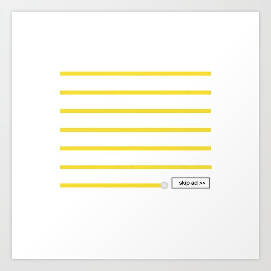 0:59 Art Print