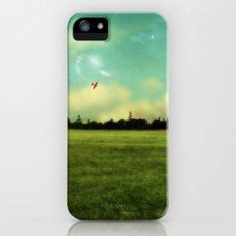 Flight of Dreams iPhone Case