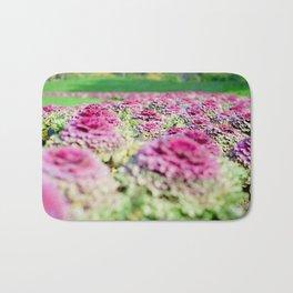 Purple Cabbage Bath Mat
