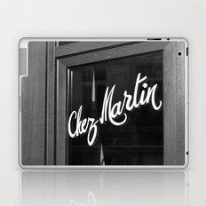 Chez Martin Laptop & iPad Skin
