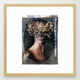 The High Preistess Framed Art Print
