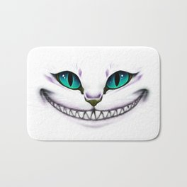 CHESIRE SMILE Bath Mat