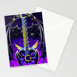 Fusion Keyblade Guitar #148 - Oblivion & Star Seeker Stationery Cards
