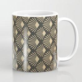 Elegant Gold Pattern Coffee Mug