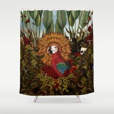 Gaglori Shower Curtain