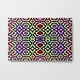 Colorandblack serie 288 Metal Print