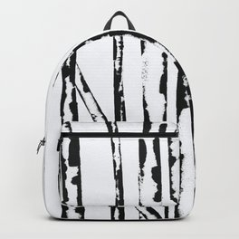 Nature's Barcode Backpack