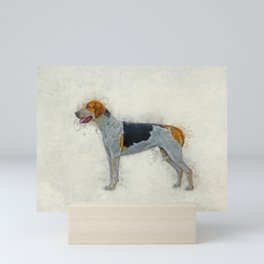 American Foxhound Mini Art Print