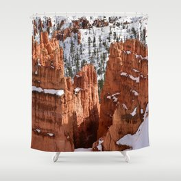 Bryce Canyon - Sunset Point II Shower Curtain