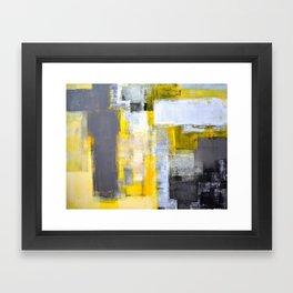 Busy, Busy Framed Art Print