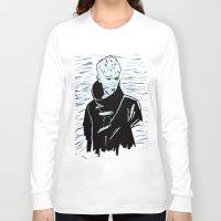 kpop Long Sleeve T-shirts featuring Fog by Ahri Tao