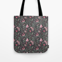 Insects Frolicking in the Night Tote Bag