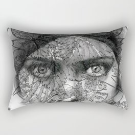 The Eyes of Alchemy Rectangular Pillow