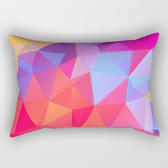 Vertices 8 Rectangular Pillow