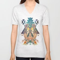Cosmic Dance Unisex V-Neck