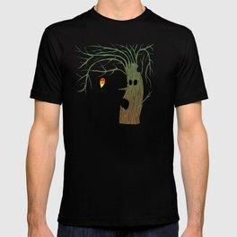 Tree and leaf T-shirt