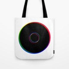 RGB Ringing Tote Bag
