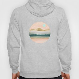 Spring Forest Lake Hoody