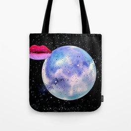 Lover Moon Tote Bag