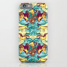 Unicorns Warriors Unicorns iPhone 6s Slim Case