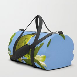 Yellow Bird - II Duffle Bag