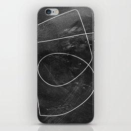 Minimal 9 iPhone Skin
