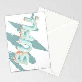 bufu Stationery Cards