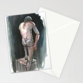 JOEY, Semi-Nude Male by Frank-Joseph Stationery Cards