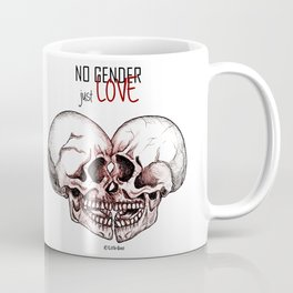 no gender just love Coffee Mug