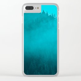 Early Morning Mist - II Clear iPhone Case