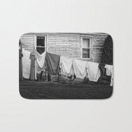 Amish Laundry Bath Mat