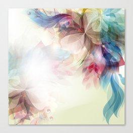 Boho Whisper Canvas Print